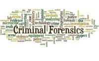 Criminal Forensics, word cloud concept 11