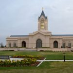 The Church of Jesus Christ of Latter-Day Saints Temple in Fort Collins Colorado