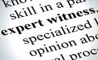 Expert Witness typography