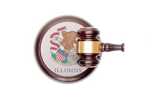 USA legal system conceptual series - Illinois