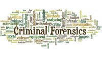 Criminal Forensics, word cloud concept 11
