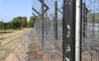 Prison, Barbed Wire