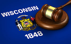 Wisconsin Justice Concept